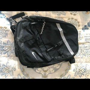 Nike Lacrosse Backpack O/S Black